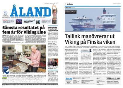 Ålandstidningen – 18 november 2017
