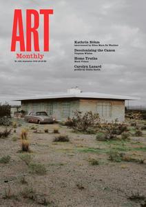 Art Monthly - September 2019   429