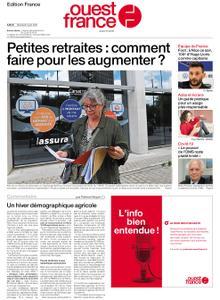 Ouest-France Édition France – 02 juin 2021