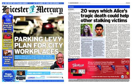 Leicester Mercury – March 20, 2019