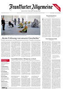 Frankfurter Allgemeine Zeitung - 9 Mai 2020