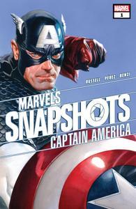 Captain America-Marvels Snapshot 001 2020 Digital Zone