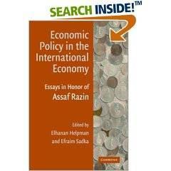 Economic Policy in the International Economy: Essays in Honor of Assaf Razin