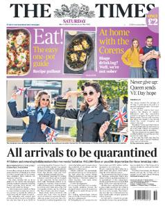 The Times - 9 May 2020