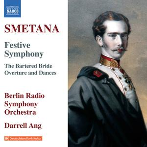 Rundfunk-Sinfonieorchester Berlin - Smetana: Triumphal Symphony & Overture and Dances from The Bartered Bride (2018) [24-48]