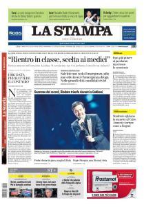 La Stampa Torino Provincia e Canavese - 9 Febbraio 2020