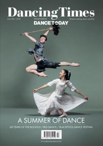 Dancing Times - July 2016