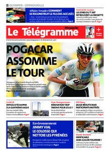 Le Télégramme Ouest Cornouaille – 04 juillet 2021