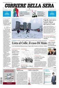 Corriere della Sera - 28 Febbraio 2018