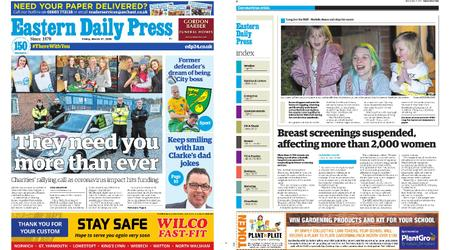 Eastern Daily Press – March 27, 2020