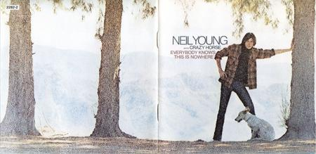 Neil Young with Crazy Horse - Everybody Knows This Is Nowhere (1969)