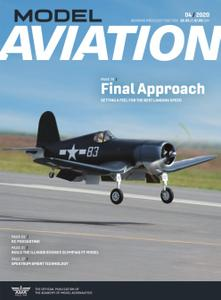 Model Aviation - April 2020