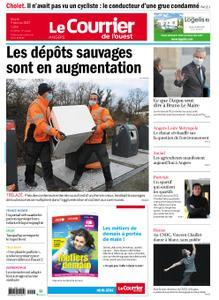 Le Courrier de l'Ouest Angers – 09 février 2021