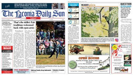 The Laconia Daily Sun – October 12, 2021