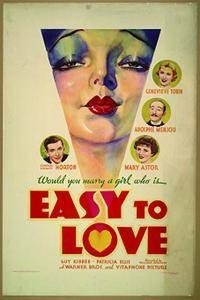 Easy to Love (1934)