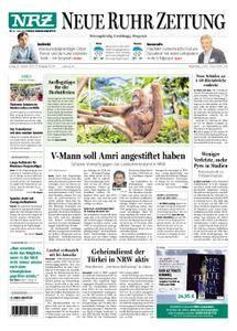 NRZ Neue Ruhr Zeitung Essen-Postausgabe - 20. Oktober 2017