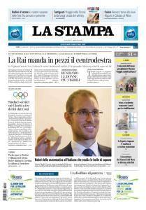 La Stampa Imperia e Sanremo - 2 Agosto 2018