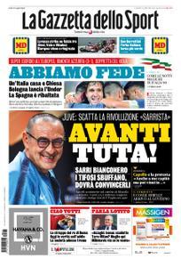 La Gazzetta dello Sport Sicilia – 17 giugno 2019