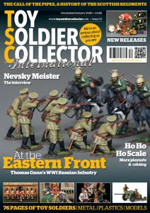 Toy Soldier Collector International - Issue 91 - December 2019 - January 2020