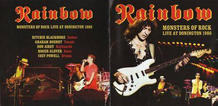 Rainbow - Monsters Of Rock - Live at Donington 1980 (2016) [CD & DVD] Re-up
