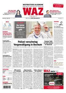 WAZ Westdeutsche Allgemeine Zeitung Oberhausen-Sterkrade - 01. März 2018