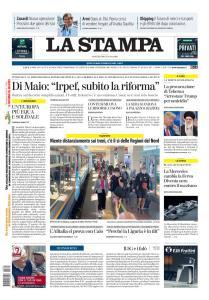 La Stampa Imperia e Sanremo - 30 Giugno 2020