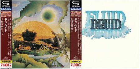 Druid - Toward The Sun (1975) + Fluid Druid (1976) {2015, SHM-CD, Japanese Reissues} Re-Up