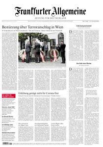 Frankfurter Allgemeine Zeitung - 4 November 2020