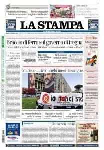 La Stampa Imperia e Sanremo - 5 Maggio 2018
