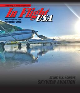 In Flight USA - November 2020