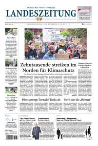 Schleswig-Holsteinische Landeszeitung - 21. September 2019