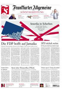 Frankfurter Allgemeine Sonntags Zeitung - 10 Januar 2021