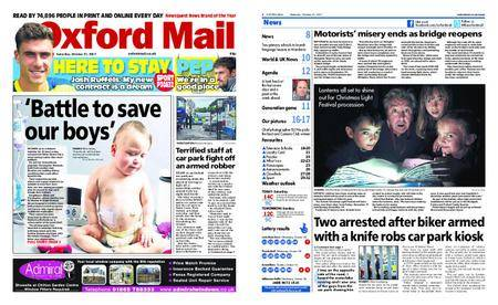 Oxford Mail – October 21, 2017