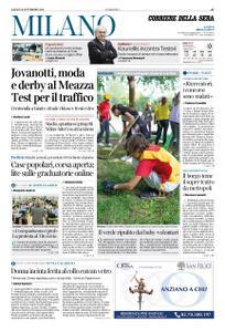 Corriere della Sera Milano – 21 settembre 2019