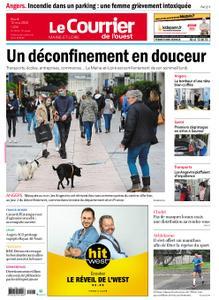 Le Courrier de l'Ouest Angers – 12 mai 2020