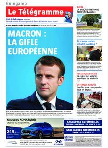 Le Télégramme Guingamp – 11 octobre 2019