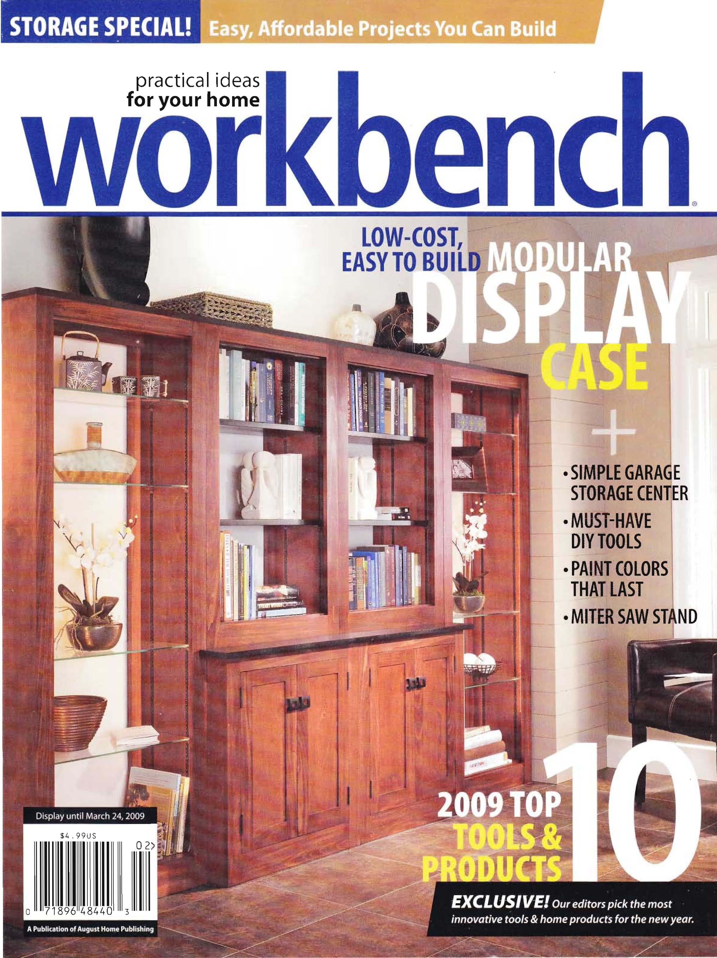 Workbench Magazine 311 2009-02