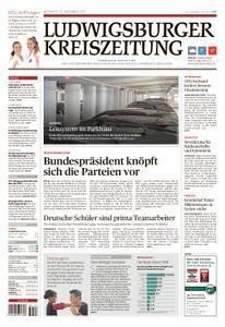 Ludwigsburger Kreiszeitung - 22. November 2017