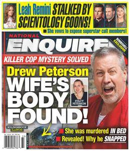 National Enquirer – August 13, 2018