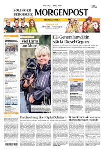 Solinger Morgenpost – 01. März 2019