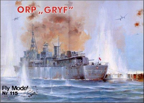 Fly Model 115 - Orp Gryf
