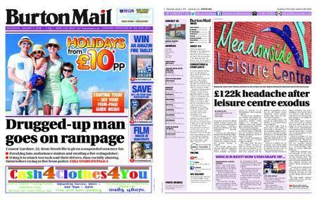 Burton Mail – January 03, 2018