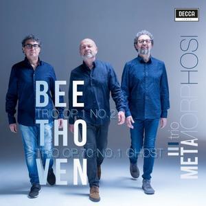 Trio Metamorphosi - Beethoven: Piano Trios Op. 1 No. 2 & Op. 70 No. 1 (2019)