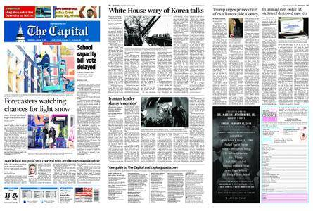 The Capital – January 03, 2018