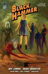 Dark Horse-Black Hammer Library Edition Vol 01 2020 Hybrid Comic eBook