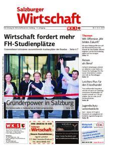 Salzburger Wirtschaft – 08. Februar 2019