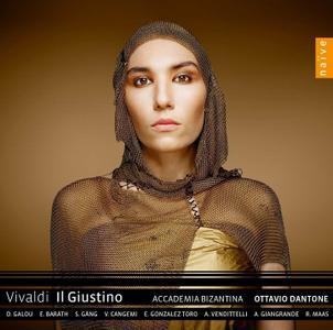 Ottavio Dantone, Accademia Bizantina - Vivaldi: Il Giustino (2018)