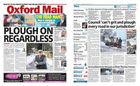 Oxford Mail – December 13, 2017