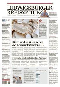 Ludwigsburger Kreiszeitung LKZ - 09 Juli 2021