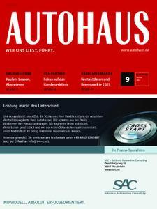 Autohaus - 05. Mai 2021